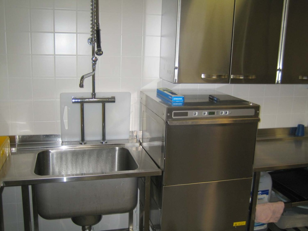 Keittiö_pesukone